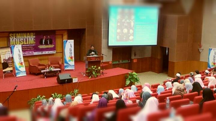 Rakaman Seminar Muslim 2013