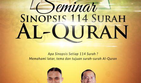 Seminar Sinopsis 114 Surah
